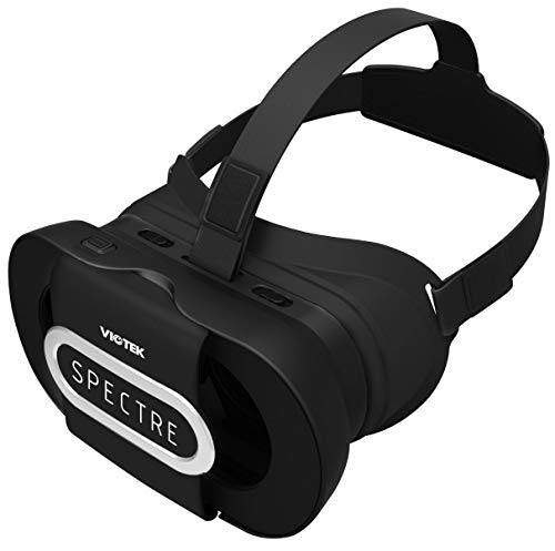 VIOTEK Spectre VR Headset for Smartphones (4.5 to 6 Inches) |...
