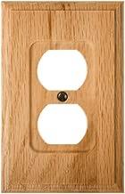 Best medium oak switch plate covers Reviews