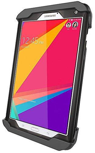RAM Mount RAM-HOL-TAB23U Interior - Soporte (Tablet/UMPC, Interior, Soporte pasivo, Negro, Compuesto, Samsung Galaxy Tab 4 8.0, Tab S 8.4)