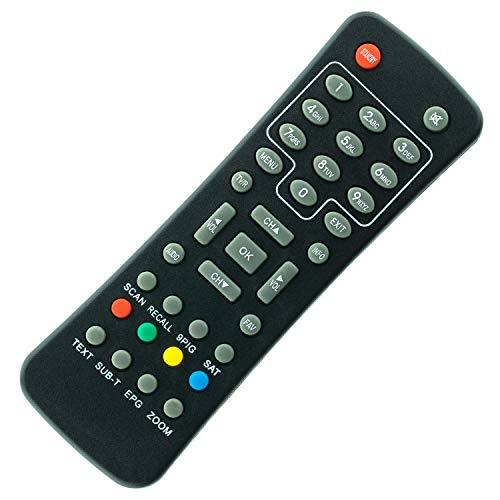 Ersatz Fernbedienung passend für Skymaster DXH-3 | DXH-11 | DXH-12 | DXH-101 - afstandsbediening, télécommande, Kumanda, Plug & Play