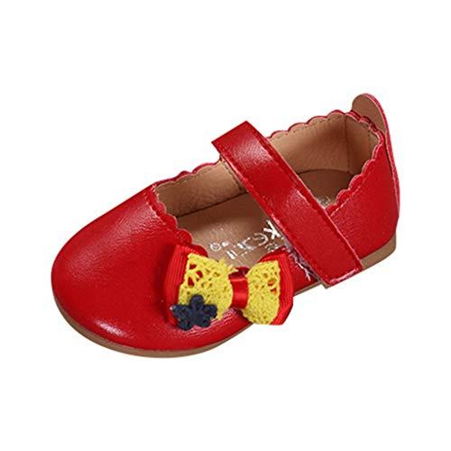 Berimaterry Elegantes Suela Blanda Zapatos de Princesa 2019 Verano Zapatos de bebé niño Anti-Slip Suave Suela de Encaje Zapatos 0-18 Meses Zapatos del Antideslizante para Recién Nacido Niña Niño