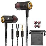 Auricolari in-ear stereo ad alta definizione, con microfono, microfono stereo e controllo del...