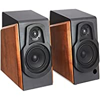 Amazon Basics 80W 20-20KHz Bookshelf with Active Speaker