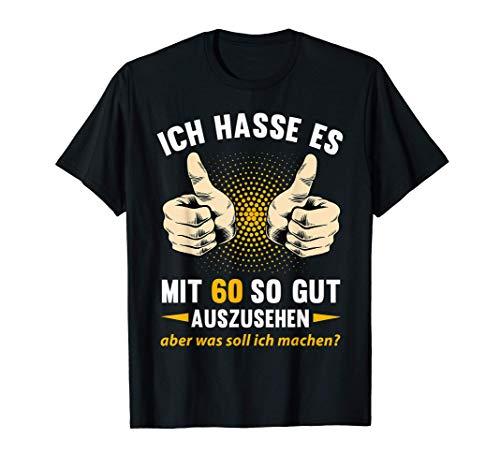 60. Geburtstag Mann Frau 60 Jahre Jahrgang 1961 Geschenk T-Shirt