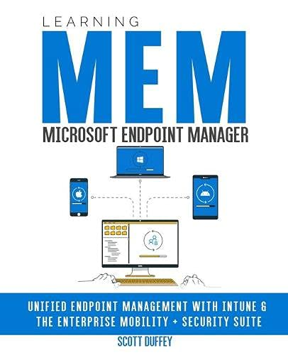 Learning Microsoft Endpoint Mana...