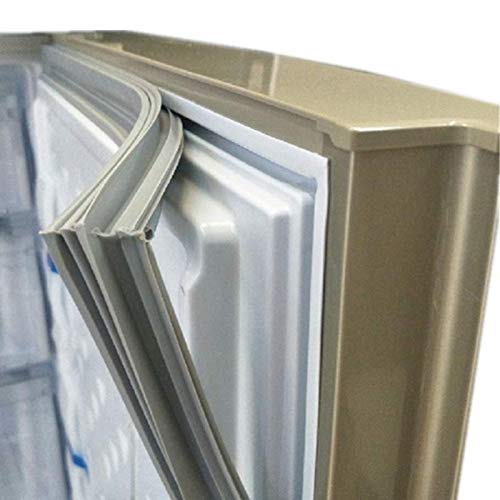 MOUNTIAN Kühlschrank Dichtungen Universal Custom für Tür Alle Größen Kühlschrank Ersatzteile für Bosch Kühlschrank Grau