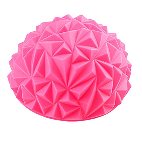 Best Prices! Ikevan_ Massager Spiky Massage Ball PVC Foot Trigger Point Stress Relief Yoga Massager ...
