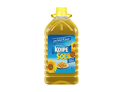Koipe Sol Aceite de Semillas Girasol, 5L