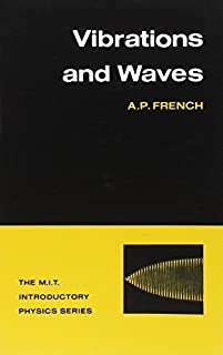 Vibrations and Waves by A.P. French (2003-12-01)