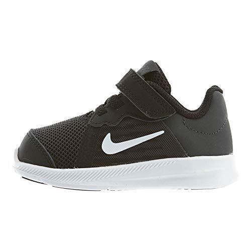 Nike Unisex Baby Downshifter 8 (TDV) Hausschuhe, Schwarz (Black/White/Anthracite 001), 22 EU