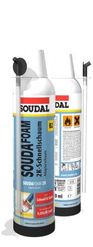 SOUDAFOAM 2K B2 400ml (Adapteraufsatz) Spar- Set (3)
