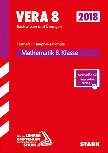STARK VERA 8 Testheft 1: Haupt-/Realschule - Mathematik