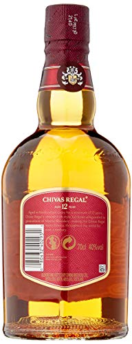 Chivas Brothers Chivas Regal 12 Years Old Blended Scotch Whisky (1 x 0.7 l) - 3