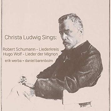 Schumann: Liederkreis/Wolf: Lieder der Mignon