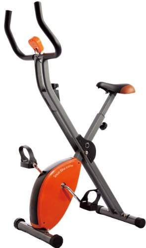 Star Shaper KC2934 Folding Exercise Bike |...