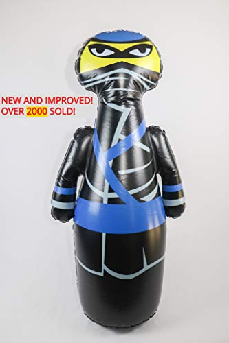 Product Image of the Inflatable Dudes Ninja