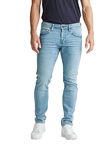 Esprit Herren 990EE2B311 Jeans, 903/BLUE Light WASH, 34W / 30L