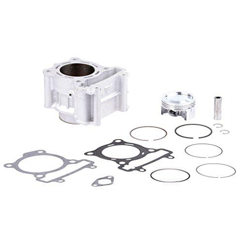 Top Performances 182cc cilindro-LC, cilindro de aluminio para Fantic Regolarna Casa 125/125/Fantic Regolarna Competition Husqvarna SMR 125 (SMS4) 4T A5 y Husqvarna TE 125 4T A5, Rieju RS3