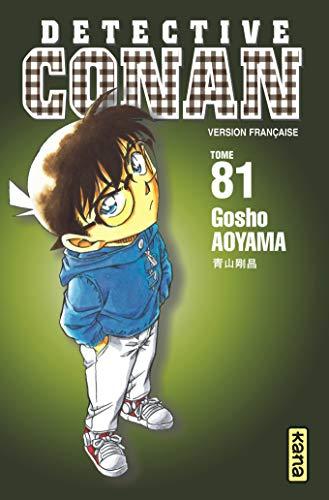 Détective Conan - Tome 81