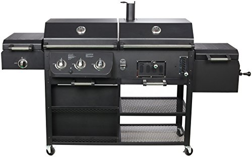 EL Fuego Kombigrill 4-in-1 Arizon