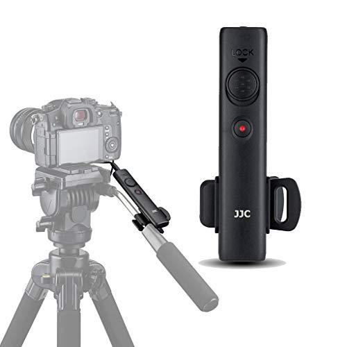 JJC Fernauslöser Kabel-Fernbedienung für Panasonic S1 S1R GH5 GH5s G9 G90 G95 G99 FZ1000 II DSLR Kamera Videoaufzeichnung -ersetzt Panasonic DMW-RS2 Fernschalter
