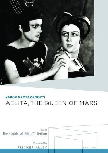 Aelita, The Queen of Mars