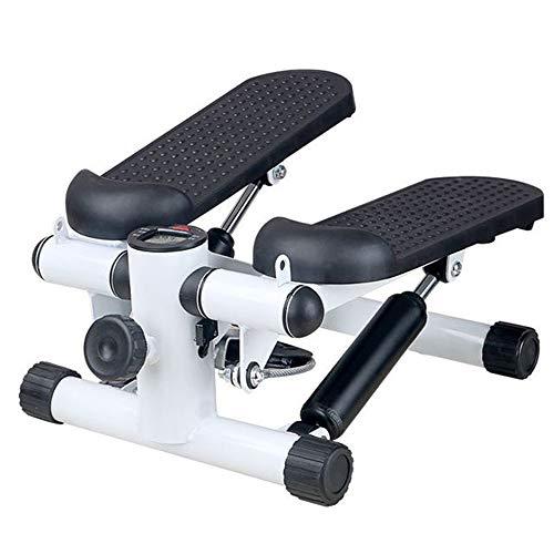 Stepper, Home Mute Multifunktions Fahrrad Sportgerät Mit Kalorien und Schrittzahl , Bis 150kg