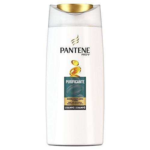 Pantene Pro-V Purificante Champú, Limpio Y Ligero- 700 ml
