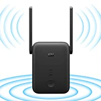 【Beseitigen Sie WLAN-Totzonen】 Dieser WLAN-Repeater unterstützt WLAN-Geschwindigkeiten von bis zu 1200 Mbit/s, wodurch WLAN-Signale perfekt in Bereiche verlängert werden können, die zuvor unzugänglich oder schwer zu verkabeln waren. Der WLAN-Repeater...