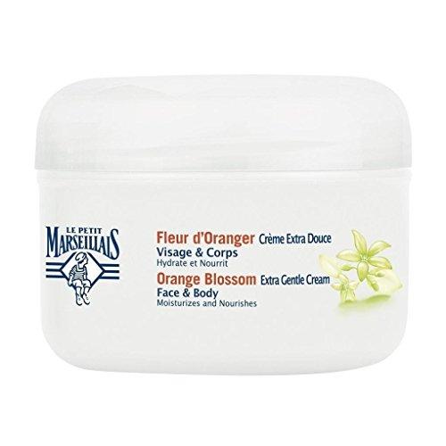 Le Petit Marseillais Extra Gentle Cream Orange Blossom Face & Body Cream 200 ml