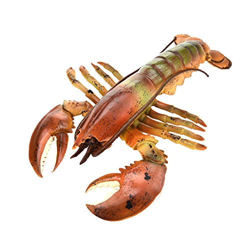 Clothful Simulation Model of Lobster/Kids' Early Education Play Toy/Kitchen Decoration