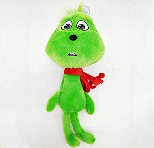30Cm Halloween The Green Monster Grinch Dr Seuss Doll Cosplay Pluche Soft Knuffels Doll Toys voor Kerstmis Kids Gifts Christmas
