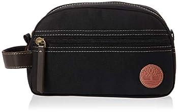 Timberland Men s Travel Kit Toiletry Bag Organizer Black One Size