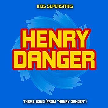 """Henry Danger Theme Song (From """"Henry Danger"""")"""