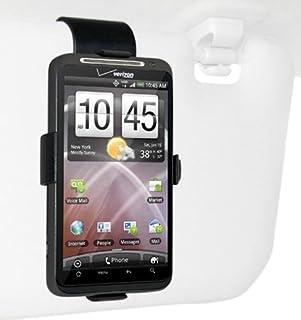 Amzer Sun Visor Mount for HTC Thunderbolt ADR6400 - Black