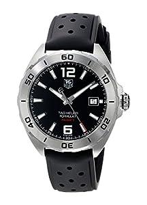TAG Heuer Men's WAZ2113.FT8023 Formula 1 Analog Display Swiss Automatic Black Watch image