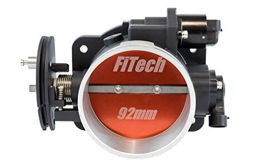 FI TECH 70061 Loaded Ls Throttle Body Cast 92mm