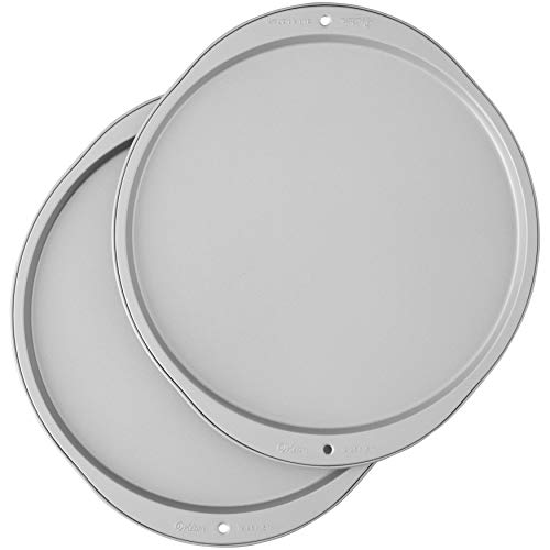 Wilton Recipe Right Pizza Pans  2Piece Set