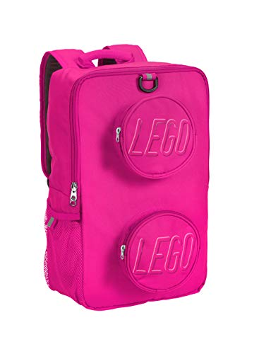 LEGO Brick Backpack - Pink