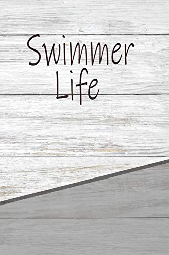 Swimmer Life: Career Weekly Meal Planner Track And Plan Your Meals 52 Week Food Planner / Diary / Log / Journal / Calendar Meal Prep And Planning Grocery List