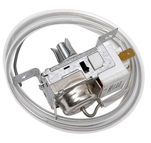 2198202 Refrigerator Cold Control Thermostat - Exact Fit for Whirlpool,Kenmore,Sears. Replaces Part Numbers 2161284,2198201,AP3037004,WP2198202,AP6006166,PS11739232