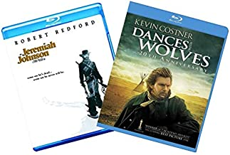 Jeremiah Johnson / Dances with Wolves (20th Anniversary Edition) 2-Pack Blu-ray Collection [Bluray]