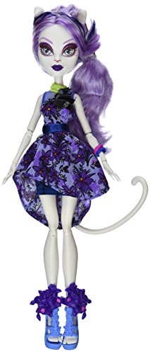Monster High – poupée fête immortel Catrine Demew 32.3 x 20.6 x 6.3