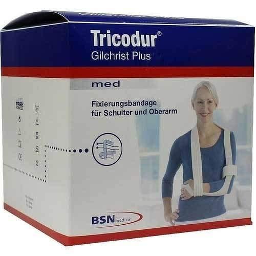 TRICODUR Gilchrist Plus Bandage Gr.M 1 St