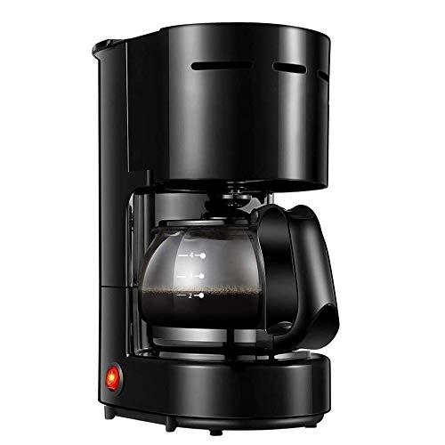 TYUIOYHZX Filtro de café de la máquina, American Cafetera, Tetera, Goteo PP Material, Adecuado for la Familia, la Fiesta