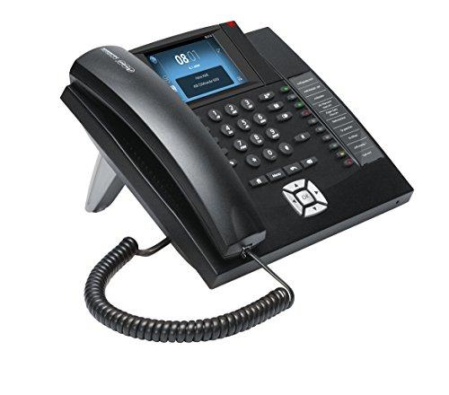 AUERSWALD Telefon COMfortel 1400 IP schwarz
