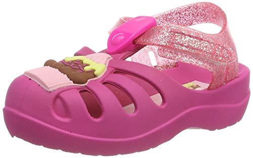 Ipanema Mädchen Summer V Baby Sandalen, Mehrfarbig (Pink/Pink 9191), 25/26 EU