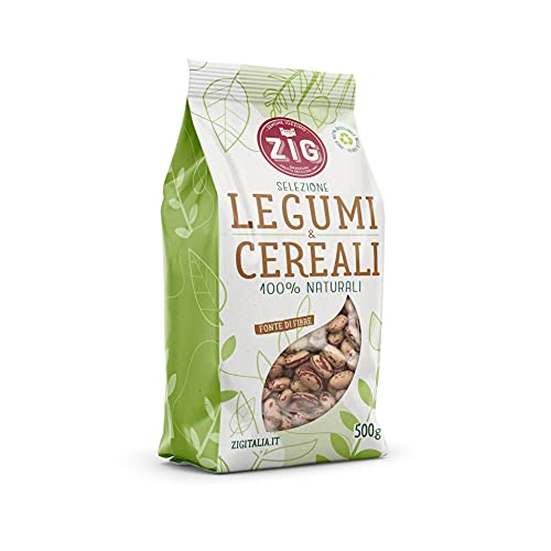 ZIG - Legumi e Cereali - Fagioli borlotti 2,5 Kg