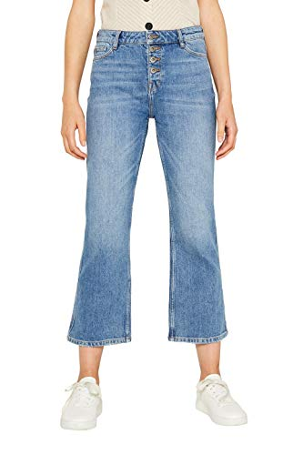 edc by ESPRIT Flared Jeans voor dames
