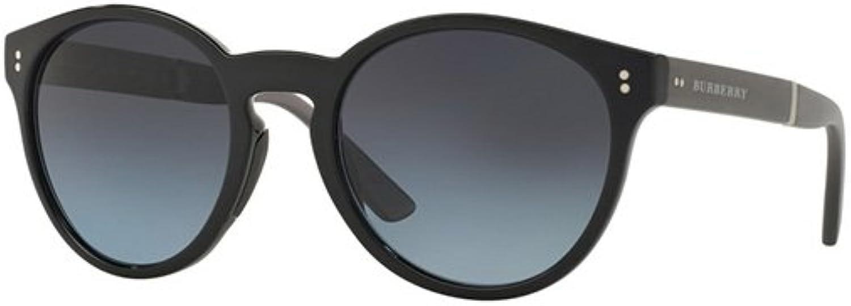 Burberry bluee Gradient Polarized Cat Eye Sunglasses